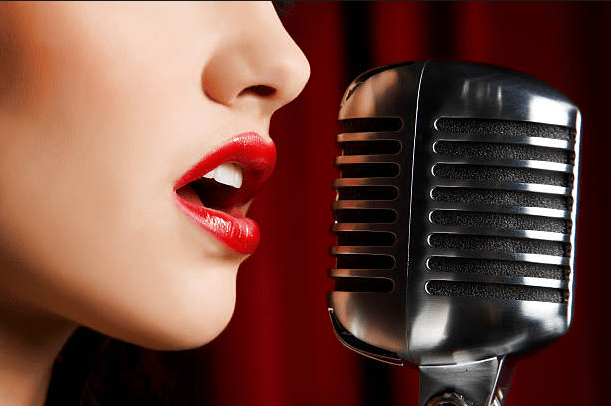 voice types
